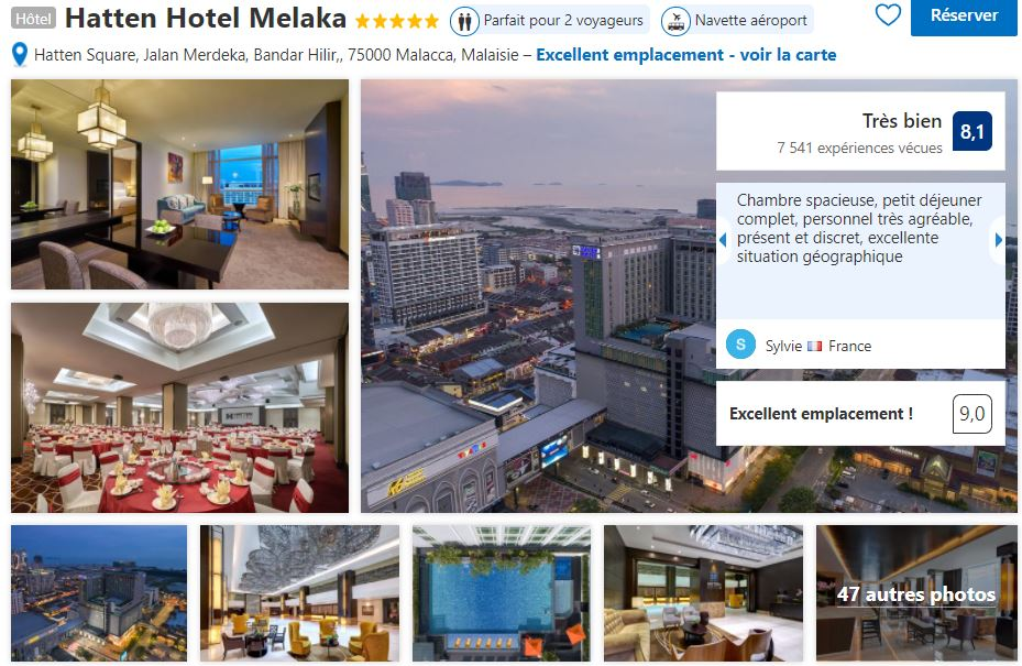 hatten-hotel-melaka-proche-site-touristique
