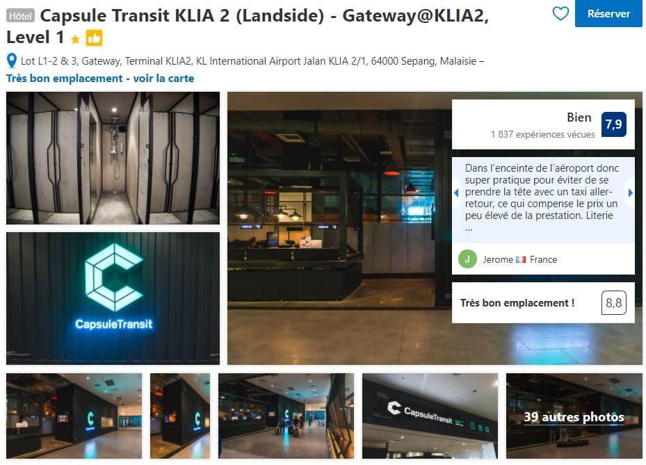 logement-escale-aeroport-kuala-lumpur