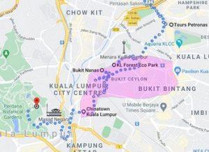 Où dormir à Kuala Lumpur ? Dans quel quartier loger à Kuala Lumpur ?